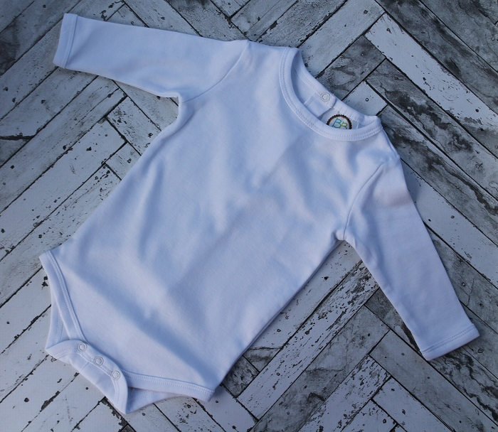 Unisex Long Sleeve Onesie