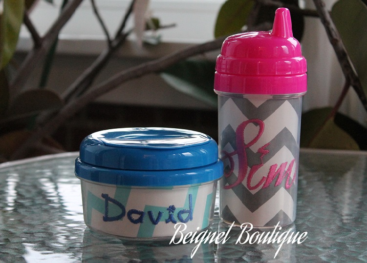 Personalized Containers