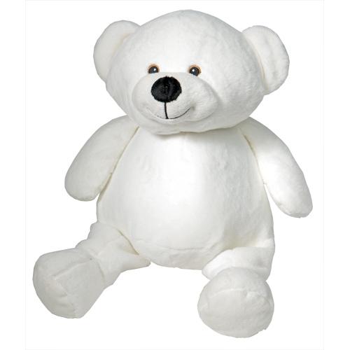 Bear Pal - White